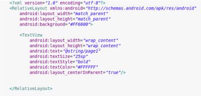 Membuat Swipe View Di Android