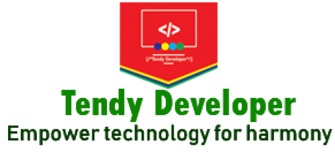 TENDY DEVELOPER